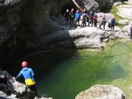 Canyoning-Golling-Almbach
