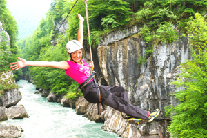 Flying Fox Teamspirit Austria