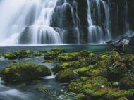 Wasserfall-in-Golling