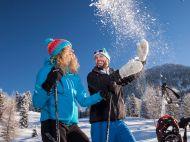Golling_Schneeschuhwandern