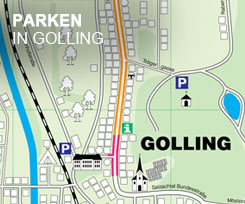 Parking in Golling